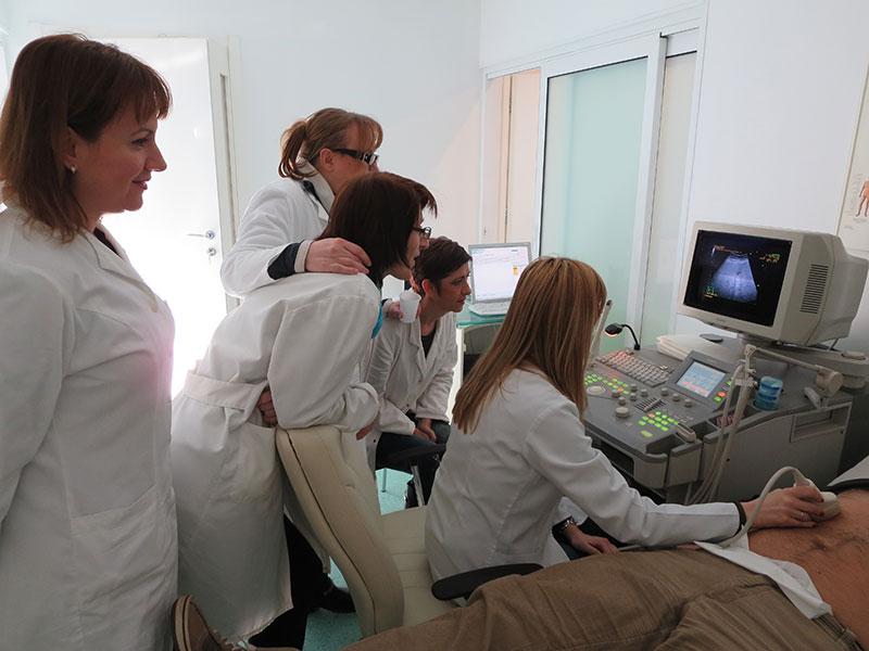 Poliklinika Antamedica Škola ultrazvuka